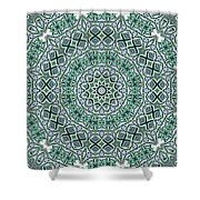 Kaleidoscope 31 Shower Curtain