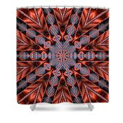 Kaleidoscope 35 Shower Curtain