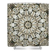 Kaleidoscope 53 Shower Curtain