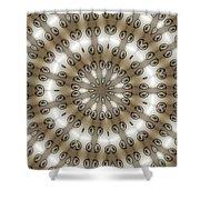 Kaleidoscope 54 Shower Curtain