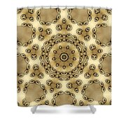 Kaleidoscope 55 Shower Curtain
