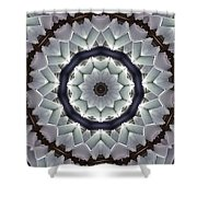 Kaleidoscope 63 Shower Curtain