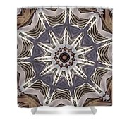 Kaleidoscope 64 Shower Curtain