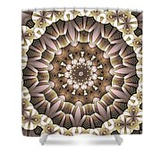 Kaleidoscope 65 Shower Curtain