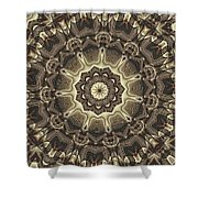 Kaleidoscope 66 Shower Curtain