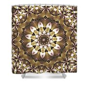 Kaleidoscope 68 Shower Curtain