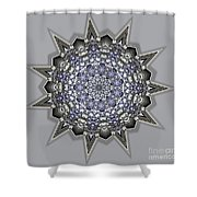 Kaleidoscope 69 Shower Curtain