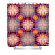 Kaleidoscope Combo 5 Shower Curtain
