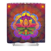 Kamalabhu 2014 Shower Curtain