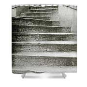 Kamondo Steps Shower Curtain