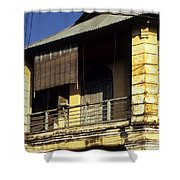 Kampot Old Colonial 02 Shower Curtain