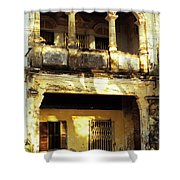 Kampot Old Colonial 05 Shower Curtain