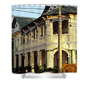Kampot Old Colonial 07 Shower Curtain