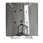 Kampung Baru Mosque Shower Curtain