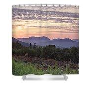 Kancamagus Highway - White Mountains New Hampshire Usa Shower Curtain