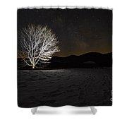 Kancamagus Scenic Byway - Sugar Hill Scenic Vista New Hampshire Usa Shower Curtain
