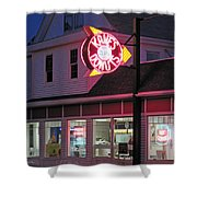 Kanes Donuts Shower Curtain