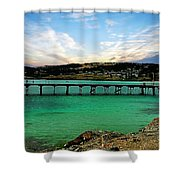 Kangaroo Island 1 Shower Curtain