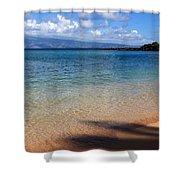 Kapalua Bay Maui Shower Curtain