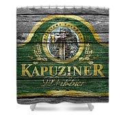 Kapuziner Shower Curtain