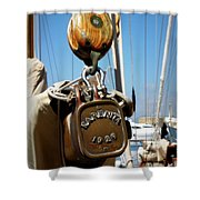 Karenita 1929 Shower Curtain
