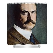 Karl Landsteiner (1868-1943) Shower Curtain