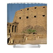 Karnak Egypt Shower Curtain