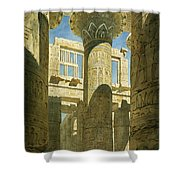 Karnak Shower Curtain