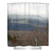 Katahdin_8256 Shower Curtain
