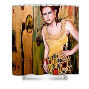 Kate Shower Curtain