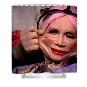 Katherine Helmond In The Film Brazil Shower Curtain