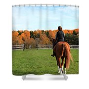 Katherine Pal 24 Shower Curtain