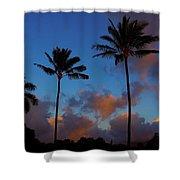 Kauai Sunrise Shower Curtain