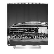 Kauffman Stadium - Kansas City Royals 2 Shower Curtain