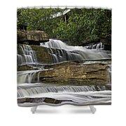 Kbal Chhay Waterfalls Shower Curtain