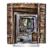 Keep Out By Diana Sainz Shower Curtain