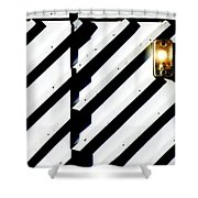 Keep Shining  Shower Curtain