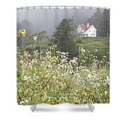 Keepers House Shower Curtain