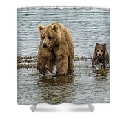 Keeping Up With Mom Shower Curtain