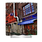 Kells Irish Restaurant And Pub - Seattle Washington Shower Curtain