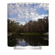 Kelly Park Springs Shower Curtain