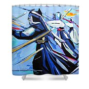 Kendo Shower Curtain