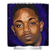 Kendrick Had A Dream Shower Curtain