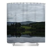 Kenmare River Five Shower Curtain