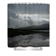 Kenmare River Kilmacalogue Shower Curtain