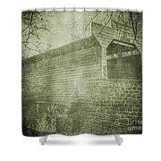 Kennedy Covered Bridge  2 Shower Curtain