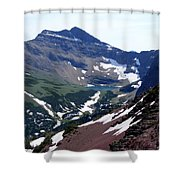 Kennedy Lake Shower Curtain