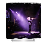 Kenny G Live Shower Curtain