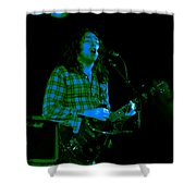 Kent #24 With Enhanced Colorization Shower Curtain