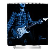 Kent #50 In Blue Shower Curtain